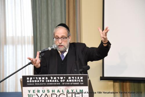 YYK_2019_Thurs_Rabbi Shlomo Gottesman giving Hachana Shiur